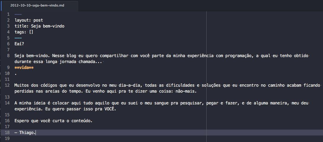 Imagem do arquivo de saída com a exportação via script