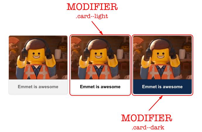 Exemplo de modifier