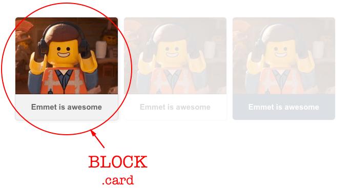 Exemplo de block
