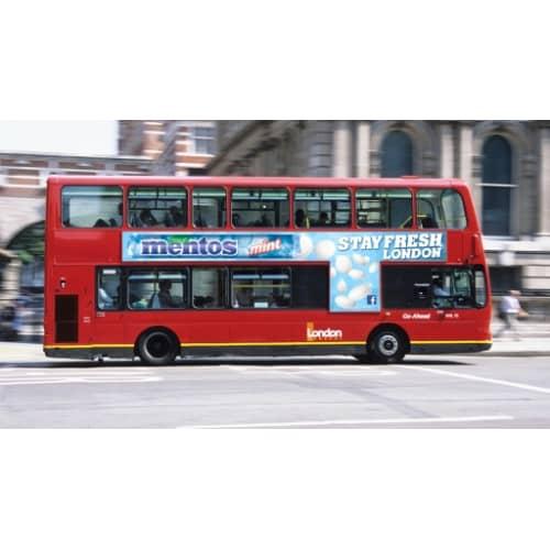 MENTOS LONDON DOMINATION!