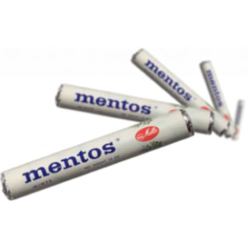 mentos roll group