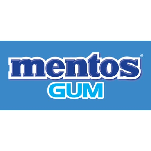 INTRODUCED MENTOS GUM