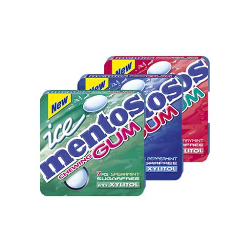 Mentos Ice Gum