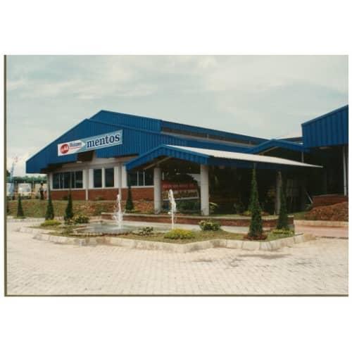 Kantor & Pabrik Perfetti Van Melle Indonesia