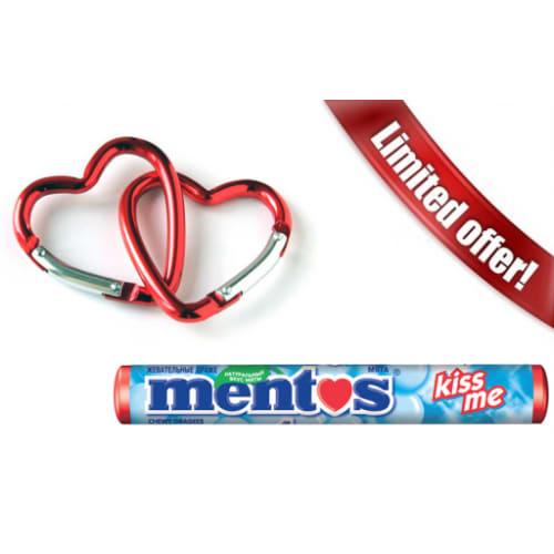 Mentos Kiss me