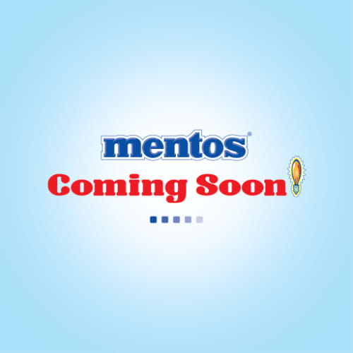 Mentos New Campaign Coming Soon