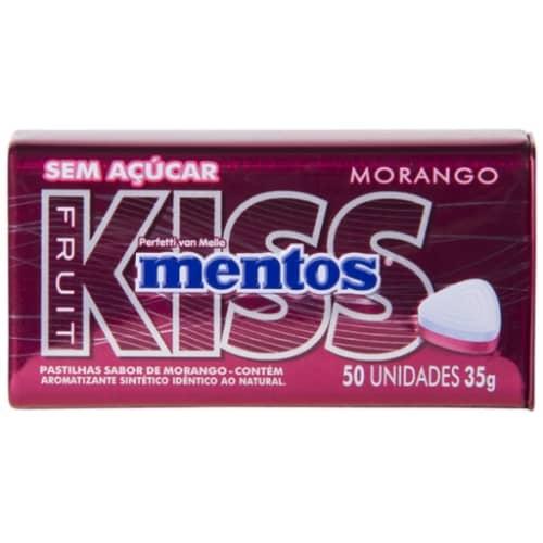 MENTOS KISS