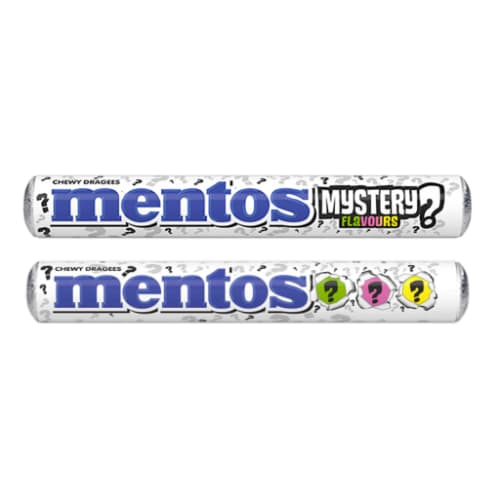 Mentos Mystery Roll