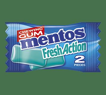 Mentos Fresh Action - Eucamint flavour