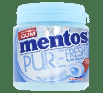 Mentos Gum Pure Fresh -  Sweet Mint pot