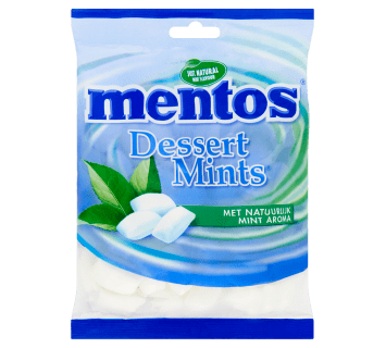 Mentos Dessert Mints