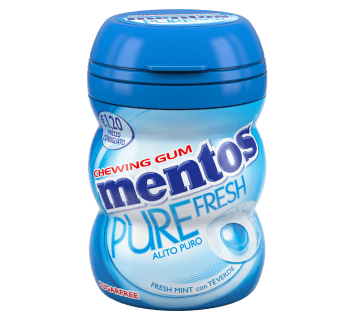 Mentos Pure Fresh Nano Bottle fresh mint