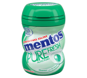 Mentos Pure Fresh Nano Bottle spearmint