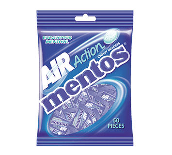 Mentos Air Action Bag
