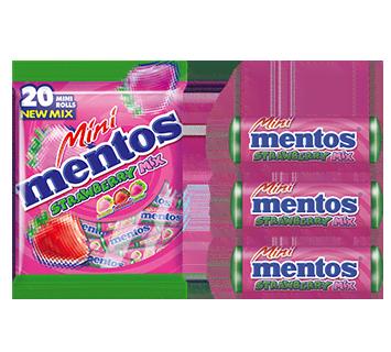 MINI MENTOS STRAWBERRY MIX