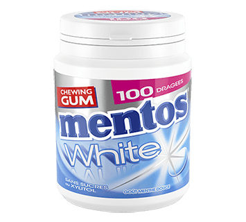 WHITE MENTHE DOUCE