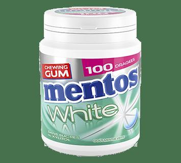 WHITE MENTHE VERTE