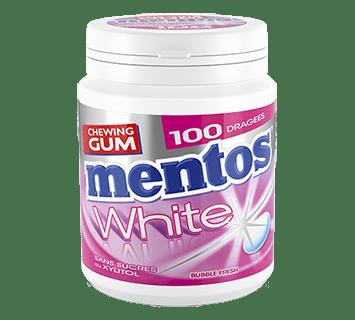 WHITE BUBBLE