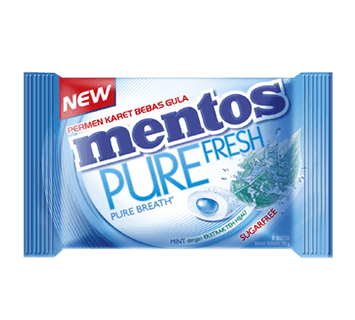 Mentos Pure Fresh Mint Blister