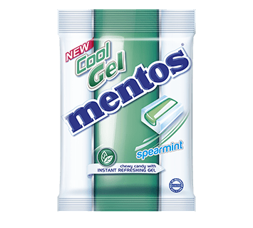 Mentos Cool Gel Spearmint