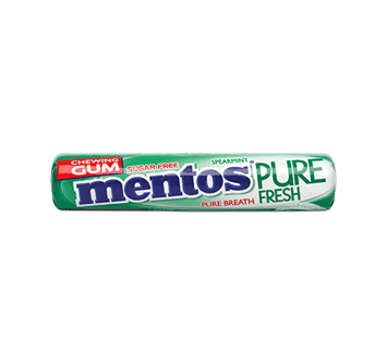 Mentos Pure Fresh Gum roll Spearmint - 8ks