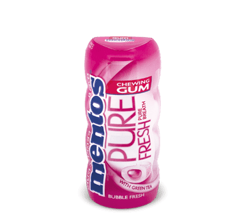 Mentos Pure Fresh Bubble Fresh - 15ks