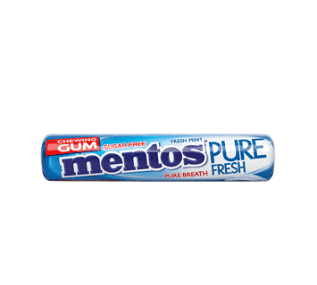 Mentos Pure Fresh Gum Roll Fresh Mint - 8ks