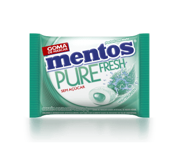 MENTOS Pure Fresh - WINTERGREEN