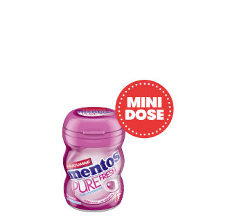 Mentos Kaugummi Pure Fresh Bubble Cool