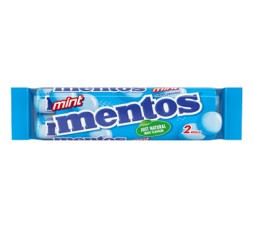 Mentos Mint Duo Pack