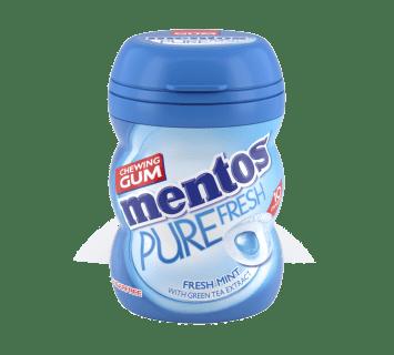 Mentos Pure Fresh Freshmint 10p