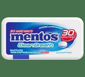 Cleanbreath Mints Peppermint