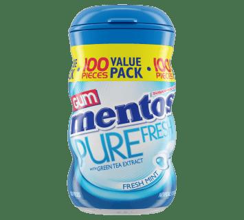 Pure Fresh Fresh Mint - 100pc XL Curvy Bottle