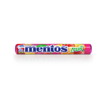 Mentos Fruit Roll