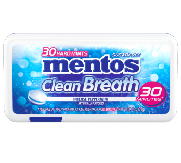 Cleanbreath Mints Peppermint