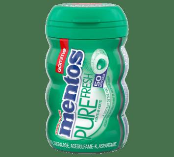 Mentos Pure Fresh Menthe verte