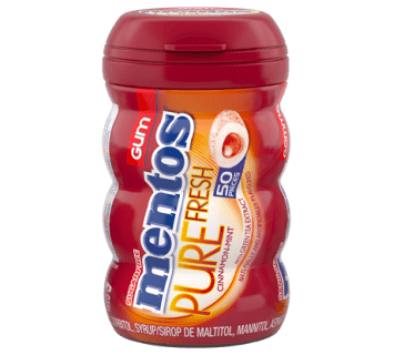 Mentos Pure Fresh Cinnamon