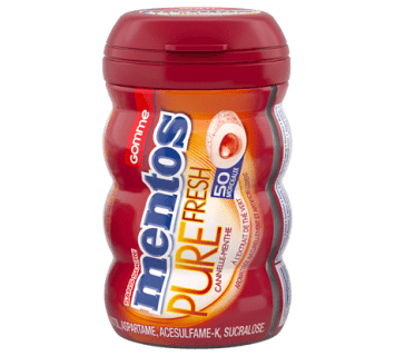 Mentos Pure Fresh Cannelle