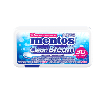 Mentos CleanBreath Peppermint