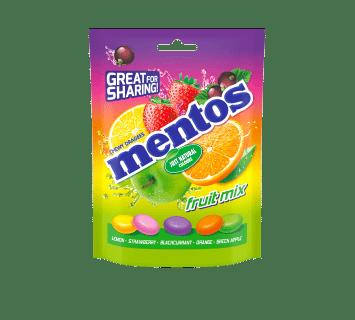 Mentos Fruit Mix