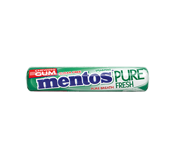 Mentos Pure Fresh Gum Roll Spearmint - 8ks