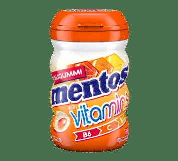 Mentos Vitamins Gum