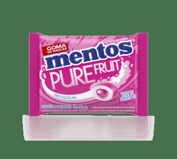 MENTOS Pure Fruit - TUTTI FRUTTI