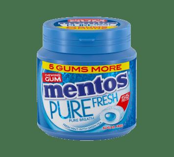 Mentos Gum Pure Fresh Fresh Mint 55p