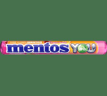 Mentos CompliMentos Fruit