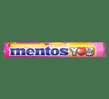 Mentos Komplimentos Frucht