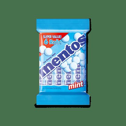 Mentos Mint - 6-pack