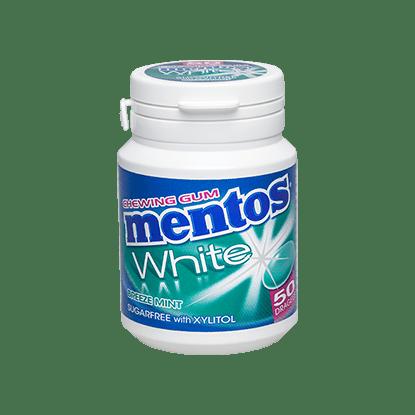MENTOS KAUGUMMI WHITE BREEZE MINT