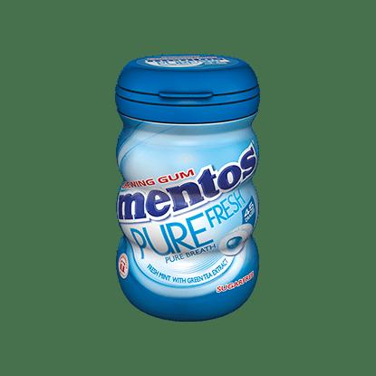 MENTOS KAUGUMMI PURE FRESH FRESH MINT