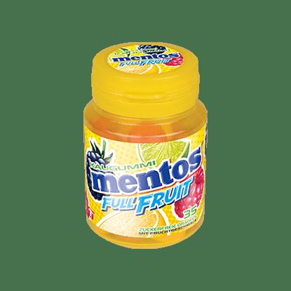 MENTOS GUM FULL FRUIT